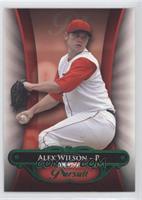 Alex Wilson /25