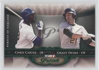 Chris Carter, Grant Desme /25