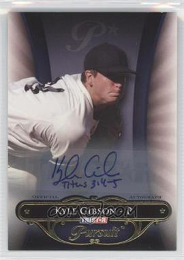 2010 TRISTAR Pursuit [???] #91 - Kyle Gibson /80