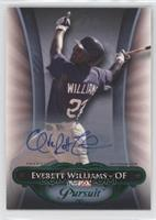 Everett Williams /25
