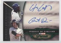 Chris Carter, Grant Desme /25