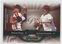 Nolan Ryan, Taylor Buchholz, Tanner Bushue /25