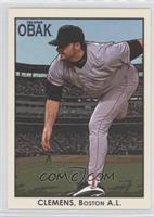 Roger Clemens (No Circle around Number)