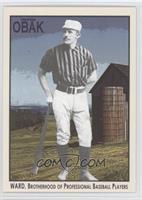 John Montgomery Ward (Circle Number Border) /425