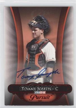 2010 TRISTAR Pursuit Red Autographs [Autographed] #22 - Tommy Joseph /5