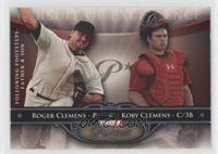 Roger Clemens, Koby Clemens
