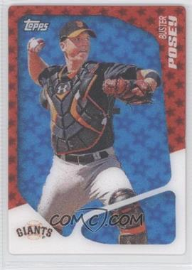 2010 Topps - 2020 #T8 - Buster Posey