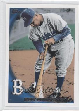 2010 Topps - [Base] #489.2 - Roy Campanella (Legend)
