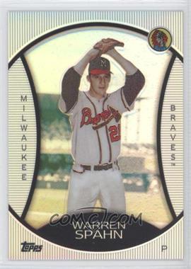 2010 Topps [???] #PC4 - Warren Spahn