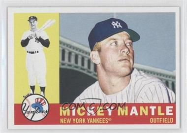 2010 Topps 1960 Design - National Convention [Base] #573 - Mickey Mantle