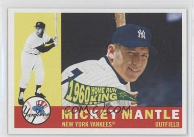 2010 Topps 1960 Design - National Convention [Base] #574 - Mickey Mantle
