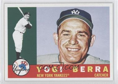2010 Topps 1960 Design - National Convention [Base] #576 - Yogi Berra