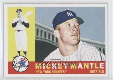 2010 Topps 1960 Design National Convention [Base] #573 - Mickey Mantle
