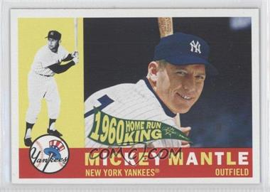 2010 Topps 1960 Design National Convention [Base] #574 - Mickey Mantle