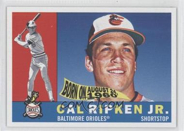 2010 Topps 1960 Design National Convention [Base] #575 - Cal Ripken Jr.