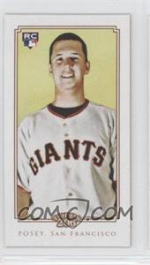 2010 Topps 206 Mini American Caramel Back #193 - Buster Posey
