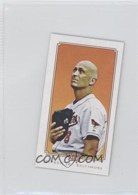 2010 Topps 206 Mini Polar Bear Back #84 - Cal Ripken Jr.