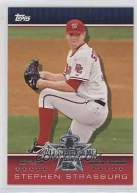 2010 Topps All-Star FanFest - [Base] #WR-6 - Stephen Strasburg