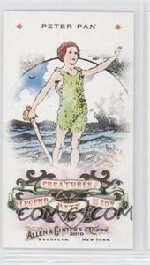 2010 Topps Allen & Ginter's - Creatures of Legend, Myth & Joy Minis #CLMJ8 - Peter Pan