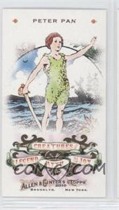 2010 Topps Allen & Ginter's Creatures of Legend, Myth & Joy Minis #CLMJ8 - Peter Pan