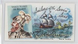 2010 Topps Allen & Ginter's Sailors of the Seven Seas Minis #SSS4 - [Missing]
