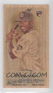 2010 Topps Allen & Ginter's Wood Mini #161 - Luis Durango /1