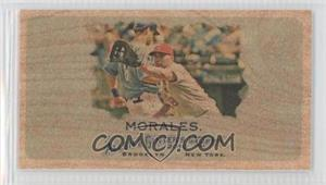 2010 Topps Allen & Ginter's Wood Mini #265 - Kendrys Morales /1