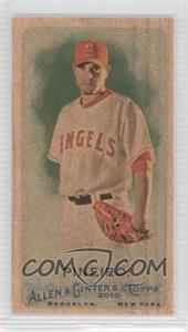 2010 Topps Allen & Ginter's Wood Mini #89 - Joel Pineiro /1