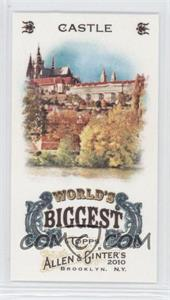 2010 Topps Allen & Ginter's World's Biggest Minis #WB3 - Prague Castle (Castle)