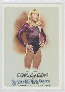 2010 Topps Allen & Ginter's #236 - Shawn Johnson