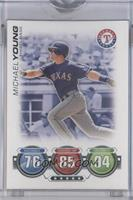 Michael Young /1 [ENCASED]