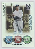 Legend - Babe Ruth (Socks Visible)