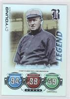 Legend - Cy Young (Blue Jersey)