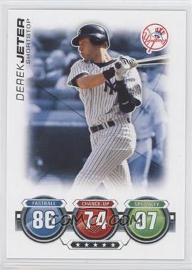 2010 Topps Attax - Battle of the Ages #DEJE - Derek Jeter