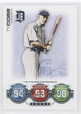 2010 Topps Attax - Battle of the Ages #TYCO - Ty Cobb