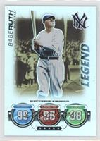 Legend - Babe Ruth (Socks Visible)
