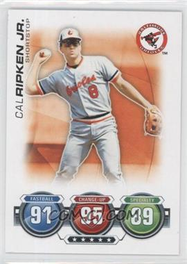 2010 Topps Attax Battle of the Ages #N/A - Cal Ripken Jr.