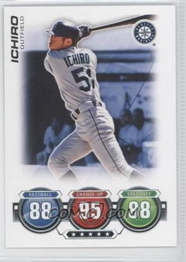 2010 Topps Attax Battle of the Ages #N/A - Ichiro Suzuki