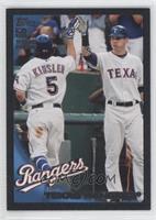 Texas Rangers Team /59
