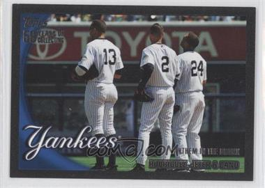 2010 Topps Black #269 - New York Yankees Team /59