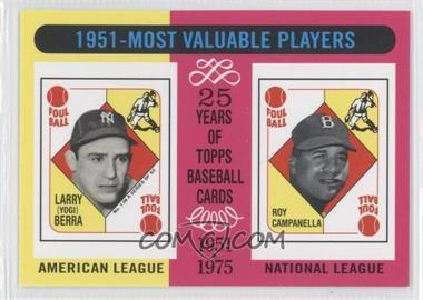 2010 Topps Cards Your Mother Threw Away Original Back #189 - Yogi Berra, Robinson Cano