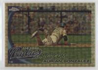 Adrian Gonzalez /1