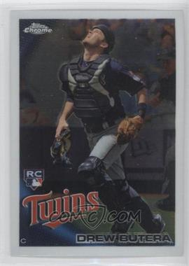 2010 Topps Chrome - [Base] #202 - Drew Butera