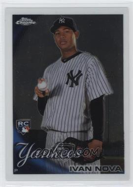 2010 Topps Chrome - [Base] #214 - Ivan Nova