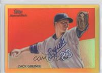 Zack Greinke /50