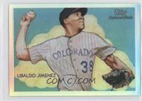 Ubaldo Jimenez /499
