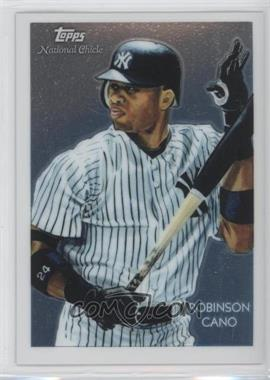 2010 Topps Chrome National Chicle Chrome #CC17 - Robinson Cano /999