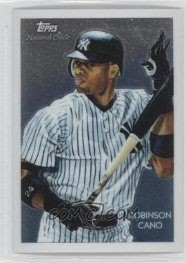 2010 Topps Chrome National Chicle Chrome #CC17 - Robinson Cano /999