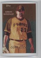 Adrian Gonzalez /999