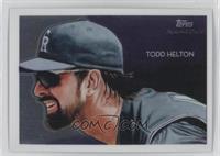 Todd Helton /999